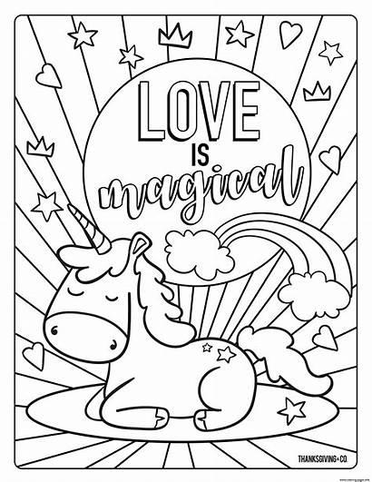 Coloring Magical Printable