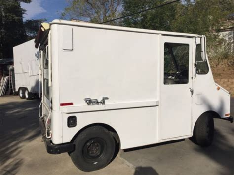 Am General Mail Truck by 1984 Am General Vehicle Mail Truck Many New