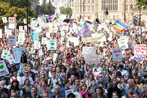 klimawandel weltweit groesste avaaz demonstration