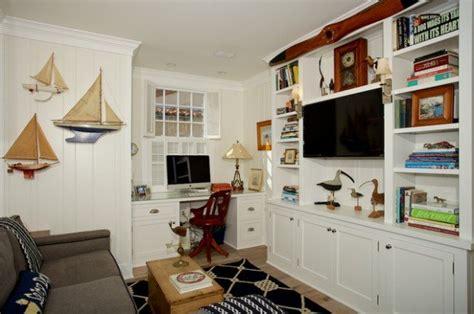 bureau style marin 15 exemples pour une bonne décoration de bureau style marin