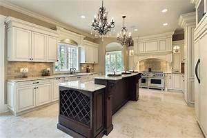 Luxury kitchen ideas counters backsplash cabinets for Kitchen colors with white cabinets with luxury wall art