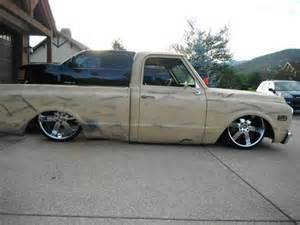 purchase used 1969 swb c 10 chevy pickup short bed lowered