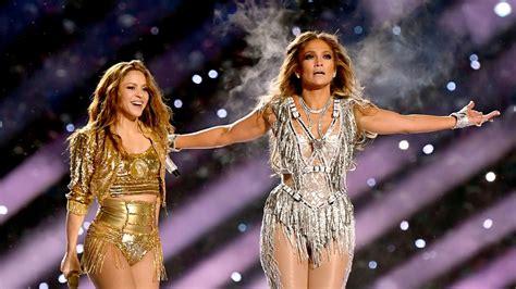 Jennifer Lopez And Shakiras 2020 Super Bowl Halftime