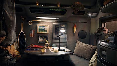 diseno de interior de volvo vnl volvo trucks ee uu