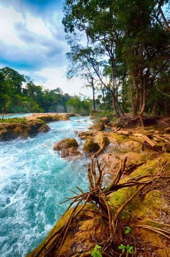 Agua Azul and Misol-Ha -   Dream vacations, Holiday travel ...