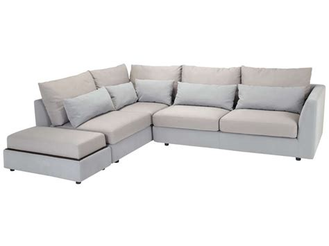 canapé d 39 angle fixe gauche 4 places