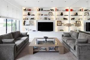 Optez Pour Un Meuble TV Bibliothque