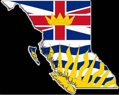Bc Happy Flag Holiday British Columbia Canada