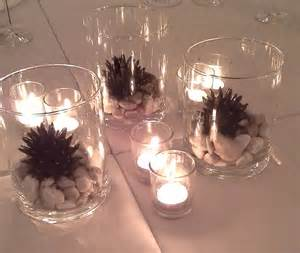 winter wedding decorations non floral wedding centerpieces med instyle events