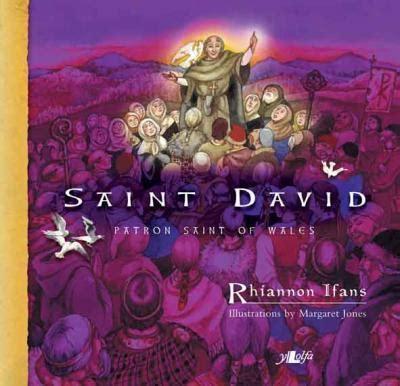 rhiannon ifans saint david 9780862436056 rhiannon ifans y lolfa