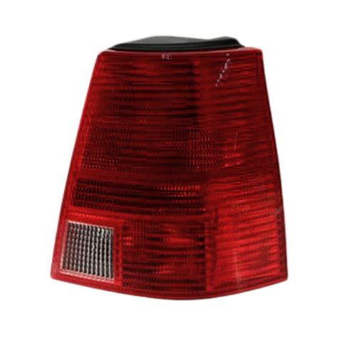 vw jetta tail light assembly genuine volkswagen jetta wagon 2001 replacement tail
