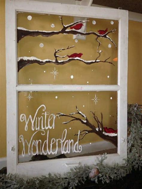 Schöne Fensterdeko Weihnachten by Feine Fensterbilder Zu Weihnachten Und Winterzeit