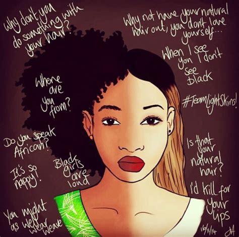 Annoyed Black Girl Meme - colorism timasamad