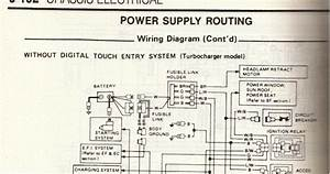 Hyundai Coupe Electrical Wiring Diagram