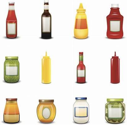 Condiment Clipart Condiments Icon Clip Myrecipes Vector