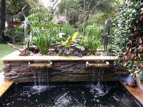 above ground koi ponds contemporary above ground koi pond water garden with bog waterfall aquatic plants act as