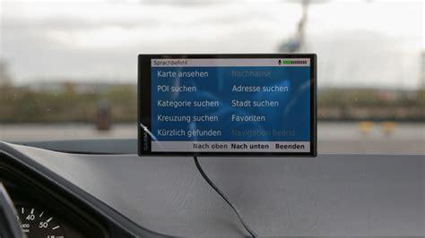 garmin drive smart  im praxis test bilder screenshots