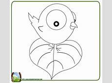 99 DIBUJOS DE PÁJAROS Y AVES ® Pájaros para colorear