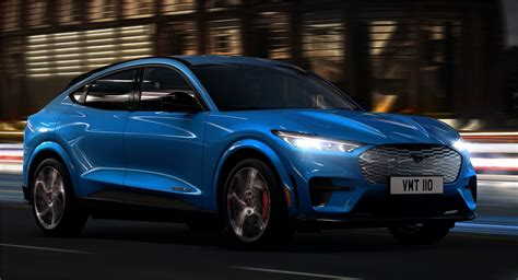 The ford mustang is a series of american automobiles manufactured by ford. The 2021 Ford Mustang Mach-E all-electric SUV driving ...