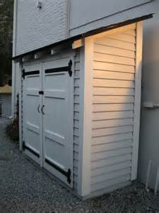 Storage Shed Side House