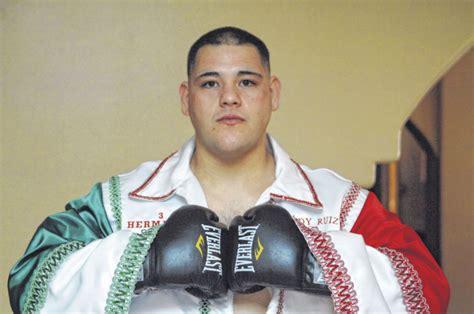 Andy Ruiz Jr. Ready To Defend Nabf Heavyweight Belt