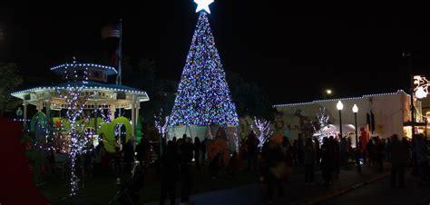 southlake tree lighting 2017 photos carol of lights lights up grapevine sky