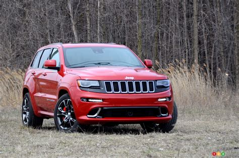 2016 Jeep Grand Cherokee Srt Road Test