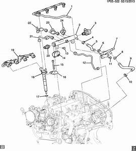 Chevrolet Cruze Clamp  A  C  Engine Coolant By
