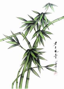 Chinese Bamboo Painting bamboo 2336136, 30cm x 40cm(12〃 x 16〃)