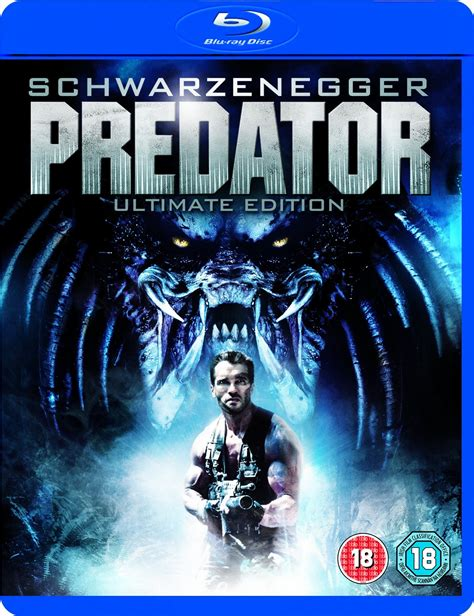 Predator Dvd & Bluray Sets Avpgalaxy