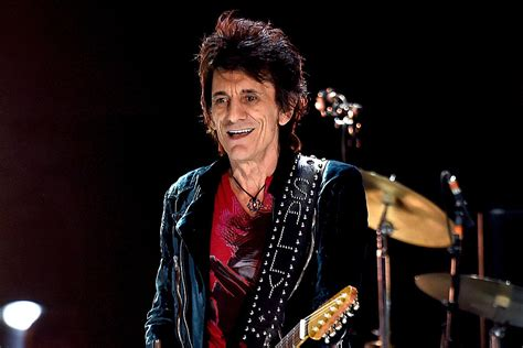 Ronnie Wood Speaks About His Lung Cancer Battle 'it Could