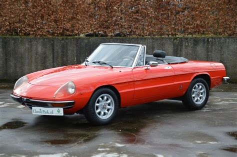 1978 Alfa Romeo Spider For Sale by 1978 Alfa Romeo Spider Is Listed For Sale On Classicdigest
