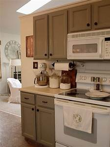 grey kitchen cabinets with white appliances B9k7Tv7t ...