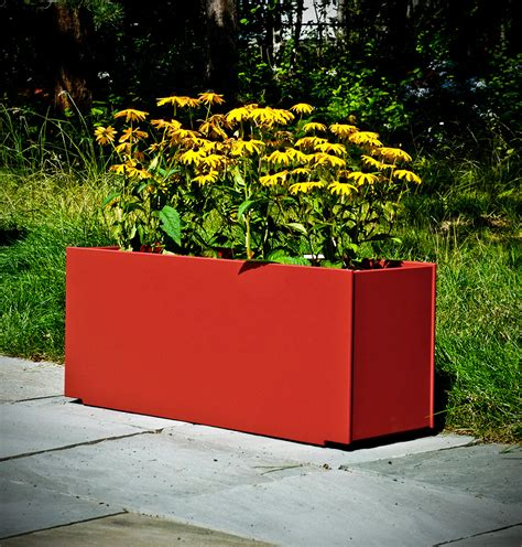 gallon garden planter   modern patio loll designs