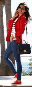 Womenu0026#39;s Outfits with Red Shoes- 30 Outfits to Wear with Red Shoes