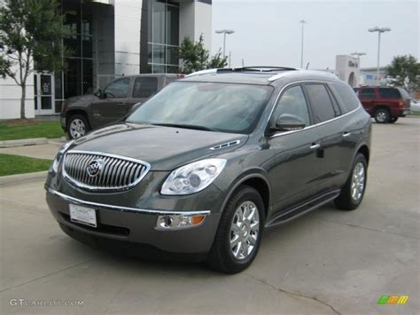 2011 Buick Enclave Colors by 2011 Cyber Gray Metallic Buick Enclave Cxl 35283522