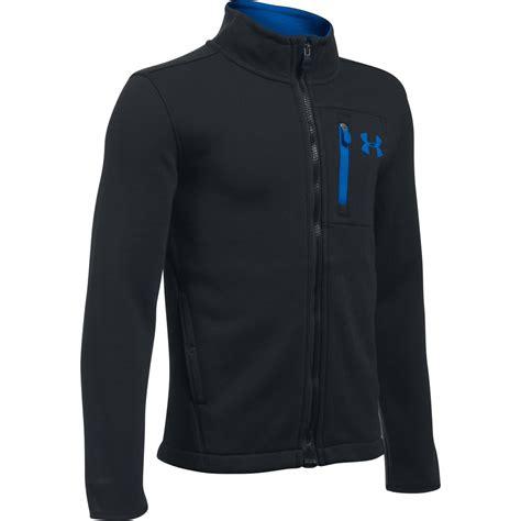 armour granite fleece jacket boys ebay