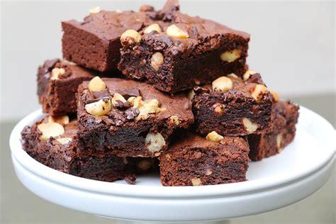 pancakes hervé cuisine ma meilleure recette de brownies au chocolat très moelleux