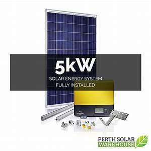 5kW Solar Power System, Installed Price! | Perth WA