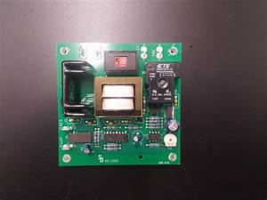 10017 Omni Oil Pre Heater Circuit Board