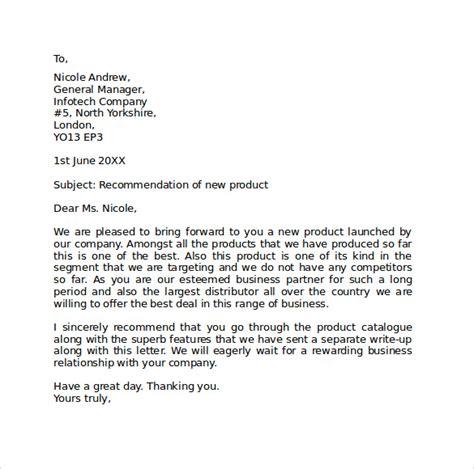 standard letter format 8 standard business letter formats sles exles 27745