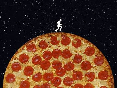 Pizza Animated Foods Running Dinner Eat Athletes