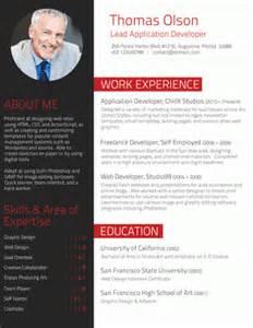 modern curriculum vitae formats custom resume design resumebaker com