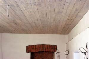 Obklad stropu