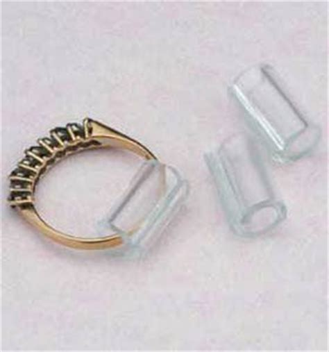 of 10 invisible ring size adjusters co uk jewellery