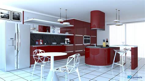 cuisines moderne modele cuisine moderne