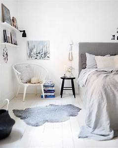 Décoration Chambre Scandinave : d co chambre cocooning textures et autres astuces pour la r ussir ~ Melissatoandfro.com Idées de Décoration