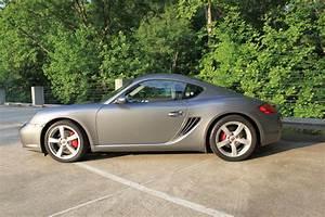 Porsche Cayman S 2006 : test drive 2008 porsche cayman s ~ Medecine-chirurgie-esthetiques.com Avis de Voitures