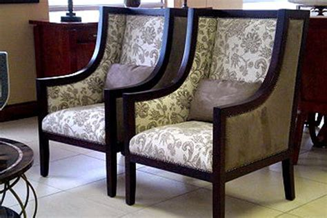 buy wooden frame chairs with cushions in lagos nigeria