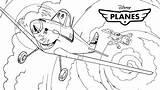 Planes Coloring Dusty Disney Crophopper Meet Drawing Printable Airplane Getcolorings Filminspector Getdrawings sketch template